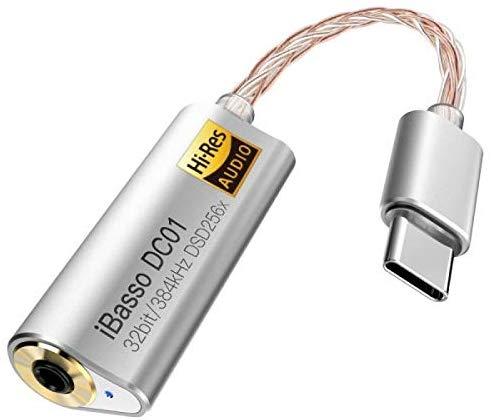アイバッソ・オーディオ(iBasso Audio) USB-DACアダプター DC01