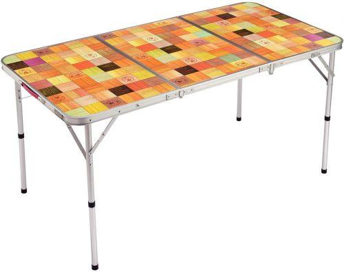 コールマン(Coleman) ナチュラルモザイクリビングテーブル