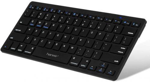 Hanmir Bluetooth薄型コンパクトキーボード SHA-JP-03