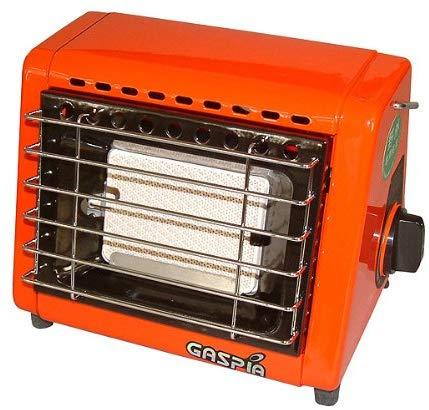 ガスピア(GASPIA) カセットボンベ式ポータブルガスヒーター PGH-1000