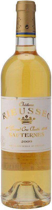 シャトー リューセック(Ch. Rieussec) カルム ド リューセック ソーテルヌ & バルサック
