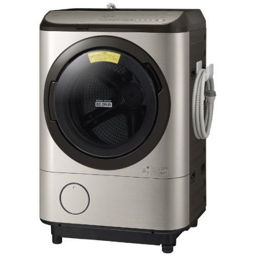 日立(HITACHI) ドラム式洗濯乾燥機 BD-NX120E