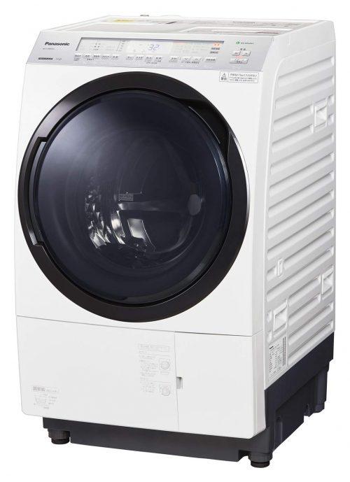 パナソニック(Panasonic) ななめドラム洗濯乾燥機 NA-VX800A
