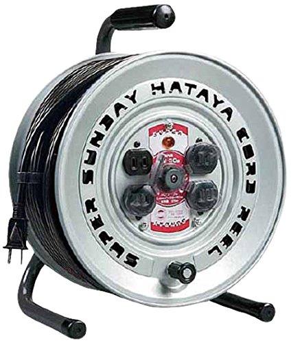 ハタヤ(HATAYA) スーパーサンデーリール 50m GV-50