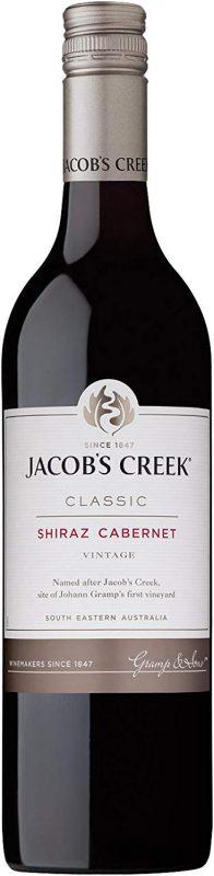 ジェイコブス・クリーク(Jacob's Creek) クラシック シラーズ カベルネ