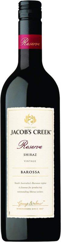 ジェイコブス・クリーク(Jacob's Creek) リザーヴ バロッサ シラーズ