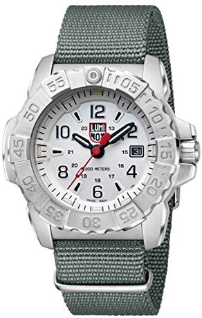 ルミノックス(Luminox) Navy SEAL STEEL 3250SERIES Ref.3257