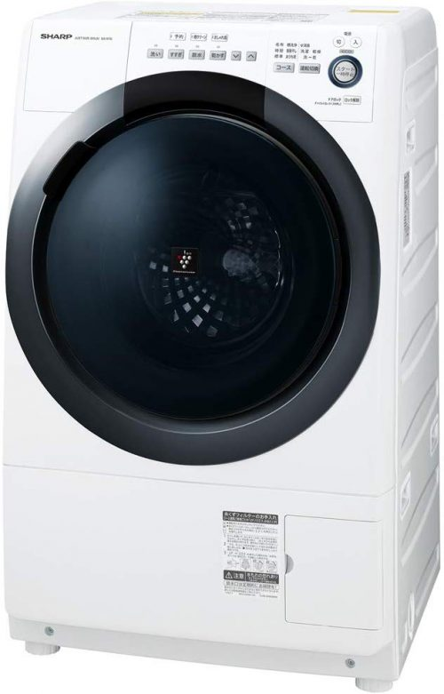 シャープ(SHARP) ドラム式洗濯乾燥機 ES-S7D