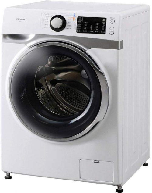 アイリスオーヤマ(IRIS OHYAMA) ドラム式洗濯機 HD7