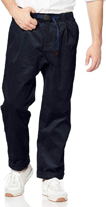 グラミチ(GRAMICCI) CORDUROY TUCK TAPERED PANTS