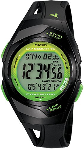 カシオ(CASIO) 腕時計 フィズ LAP MEMORY 60 STR-300J-1AJF