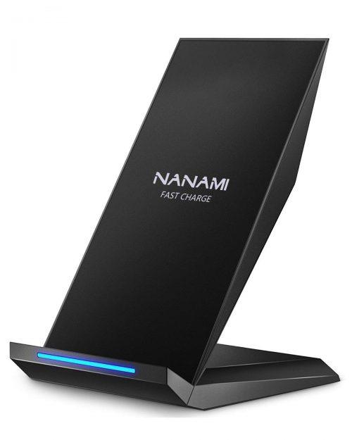 NANAMI Qi ワイヤレス急速充電器 M220