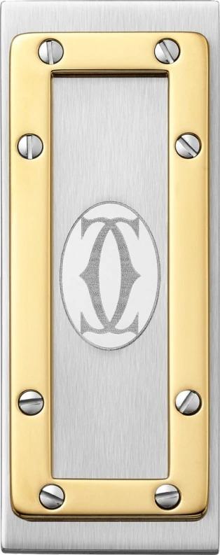 カルティエ(Cartier) サントス ドゥ カルティエ マネークリップ OG000285