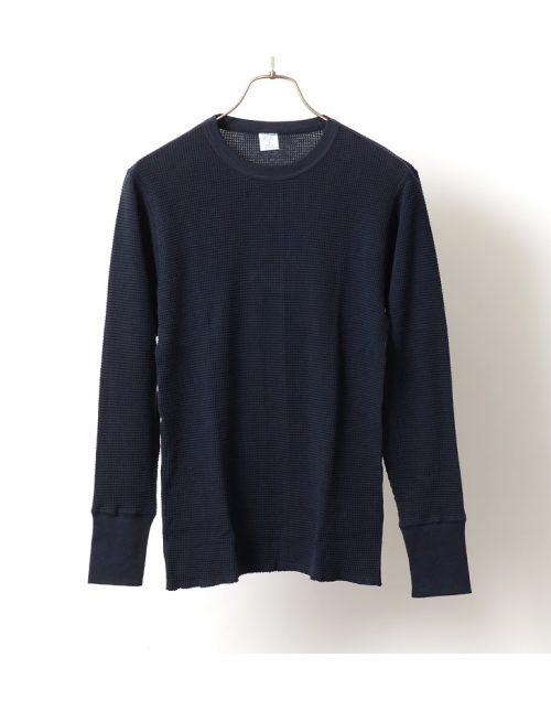ジチピ(GICIPI) ワッフルサーマルロングスリーブTシャツ