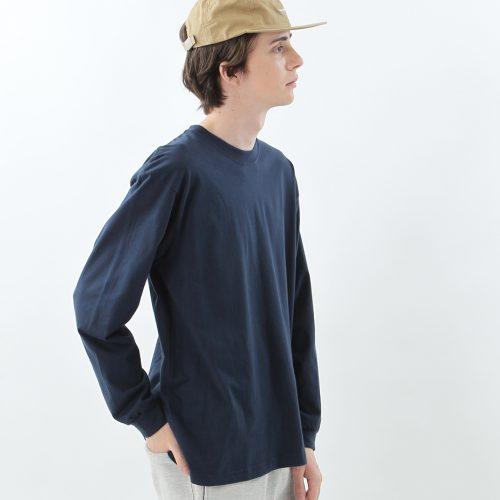 ヘインズ(Hanes) ロングスリーブTシャツ BEEFY-T H5186