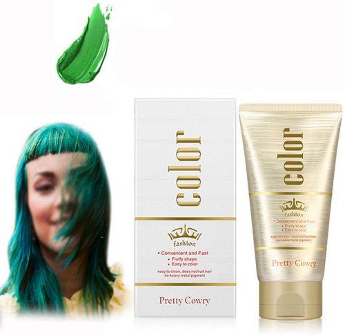 クールティー(COOLTEA) カラーワックス グリーン