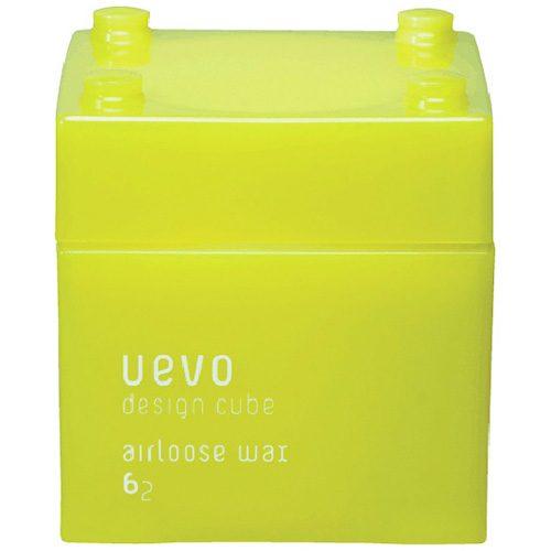 ウェーボ(uevo) デザインキューブ エアルーズワックス 4526603003409