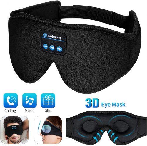 LANZO Bluetooth5.0 アイマスク