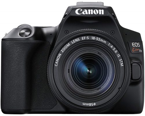 キヤノン(Canon) EOS Kiss X10 レンズキット KISSX10BK-1855ISSTMLK-A