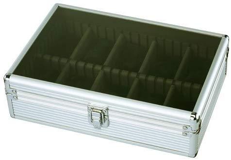 エスプリマ(ESPRIMA) アルミウォッチコレクションケース SE54020AL