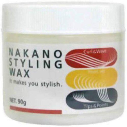 ナカノ(NAKANO) スタイリングワックス 90g