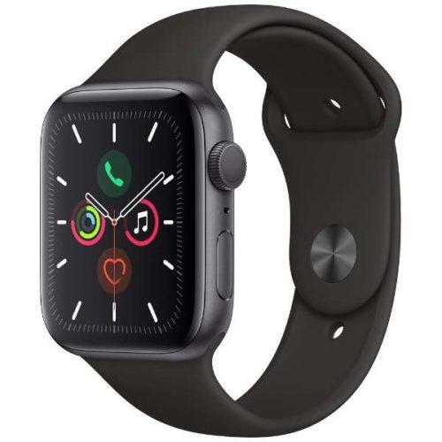 Apple Watch Series 5(GPSモデル)- 44mmスペースグレイ