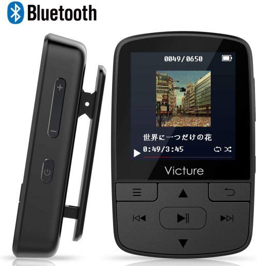 Victure MP3プレーヤー M3