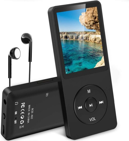 AGPTEK MP3プレーヤー A02