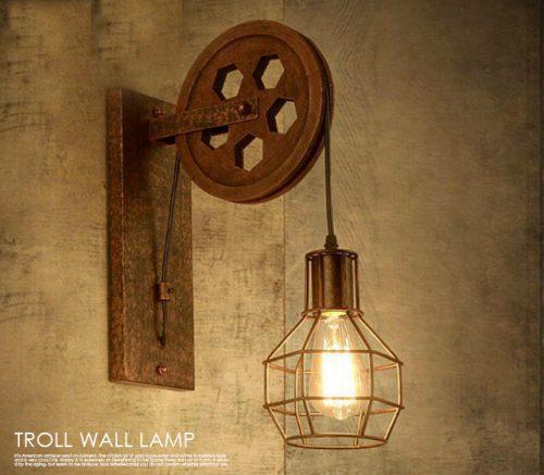 TROLL WALL LAMP