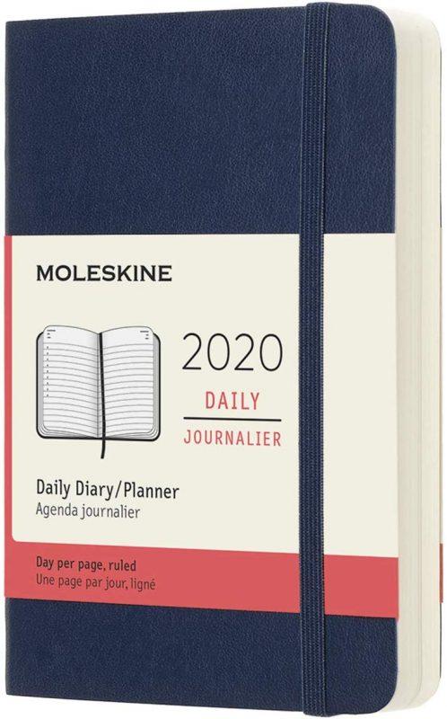 モレスキン(MOLESKINE) 12ヶ月 デイリーダイアリー ハードカバー ラージサイズ