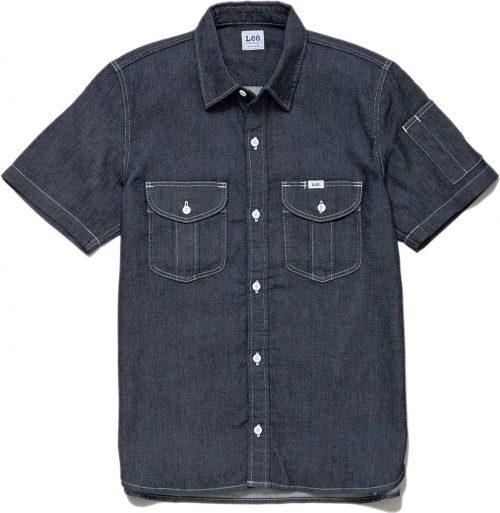 リー(Lee) メンズワークシャツ