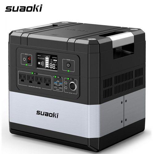 Suaoki ポータブル電源 G1000