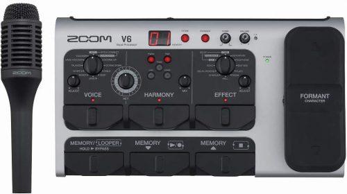 ズーム(ZOOM) ボーカルプロセッサー V6