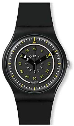 スウォッチ(SWATCH) NEW GENT PIU NERO SUOB157