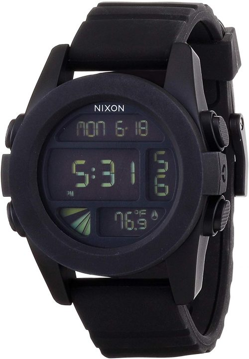 ニクソン(NIXON) UNIT BLACK NA197000-00