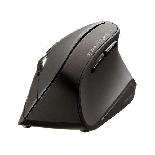 サンワサプライ(SANWA SUPPLY) 静音Bluetoothエルゴノミクスマウス MA-ERGBT11N