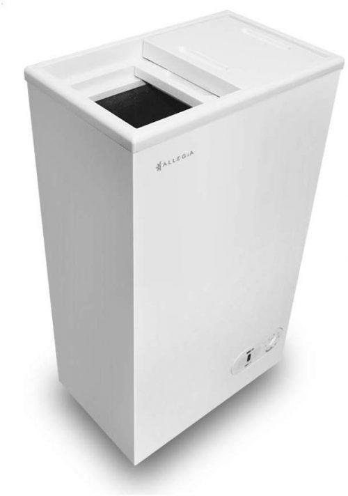 アレジア(ALLEGIA) 冷凍庫 41L AR-BD43-NW