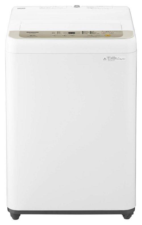 パナソニック(Panasonic) 全自動洗濯機 5kg NA-F50B12