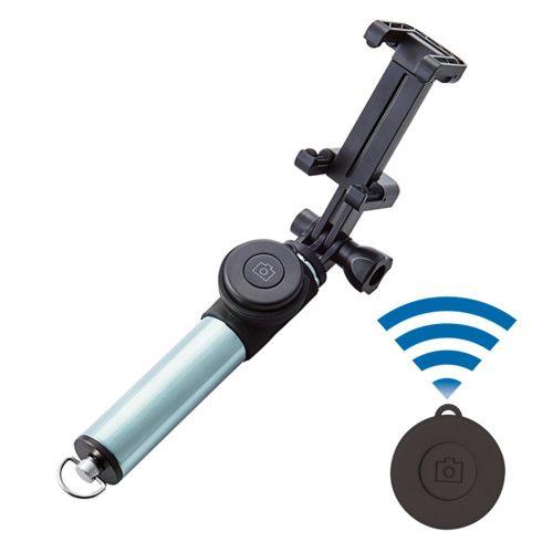 エレコム(ELECOM) Bluetooth自撮り棒 女子向けタイプ TH-SSBM