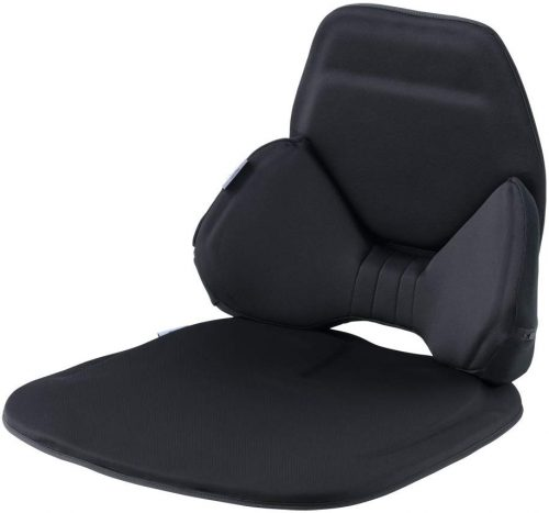 エクスジェル(EXGEL) ハグドライブ バッククッションセット HUD0102-BK