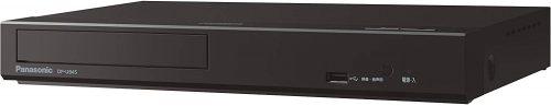 パナソニック(Panasonic) ブルーレイプレーヤー Ultra HDブルーレイ再生対応 DP-UB45