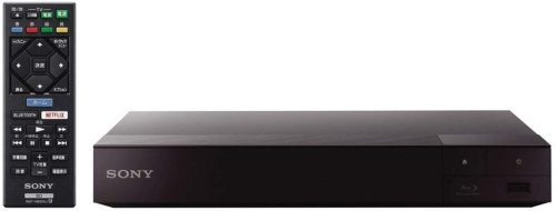 ソニー(SONY) 4Kアップコンバートブルーレイプレーヤー BDP-S6700