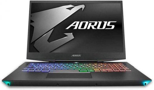 GIGABYTE ゲーミングノートパソコン AORUS