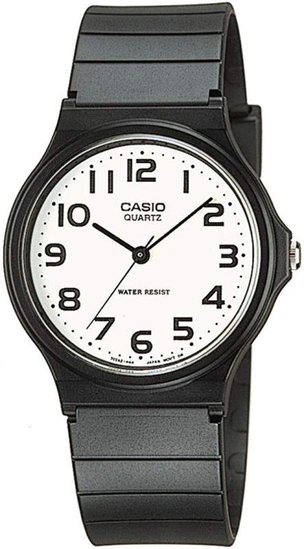 カシオ(CASIO) 腕時計 スタンダード MQ-24-7B2LLJF