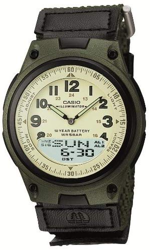 カシオ(CASIO) 腕時計 スタンダード AW-80V-3BJF