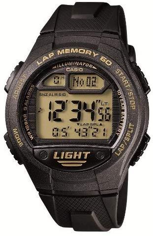 カシオ(CASIO) 腕時計 スポーツギア LAP MEMORY 60 W-734J-9AJF