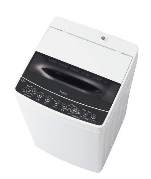 ハイアール(Haier) 5.5Kg 全自動洗濯機 JW-C55D