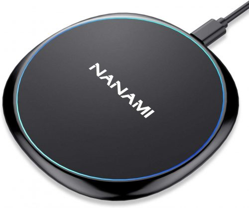 NANAMI Qi急速 ワイヤレス充電器
