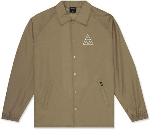 ハフ(Huf) ESSENTIALS TT COACHES JACKET