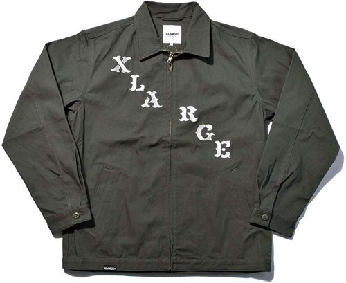 エクストララージ(XLARGE) DUCK WORK JACKET